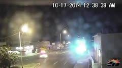 Autoridades tienen vídeo del responsable de incendiar sistema de fotomultas