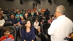 Inauguran el primer cine 5D del Caribe en Jayuya