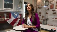 Miss Universe Puerto Rico 2015 no dejará de estudiar