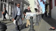 Agentes del NIE realizan operativo en La Fortaleza