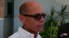 Alcalde de Santa Isabel cuenta su versi�n de los hechos