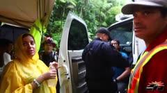 Encuentran turistas perdidos en El Yunque