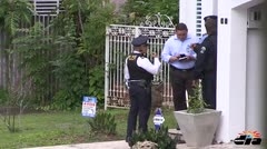 Expresiones del superintendente de la Policía  ante la tragedia en Guaynabo