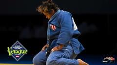 Melissa Mojica gana medalla de plata en judo