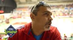 """Eddie Casiano augura un torneo """"bien competitivo"""" en Veracruz"""