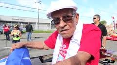 Dedican caravana puertorriqueña a Shorty Castro