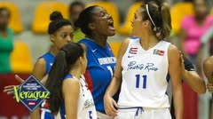 Puerto Rico se mide ante Cuba en baloncesto femenino