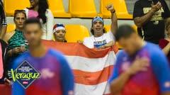 Aplastante victoria de Puerto Rico en baloncesto