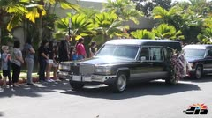 Dan último adiós a familia asesinada en Guaynabo