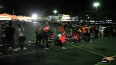 Medidas de seguridad en Walmart de Bayamón