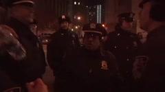 Protestas en Nueva York para reclamar cambios en el sistema policial