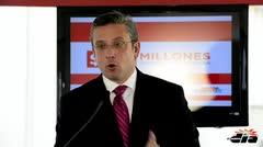 Garc�a Padilla dice que millonaria asignaci�n de la crudita no es un barril