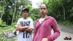 Vecinos hablan sobre doble asesinato en Arecibo