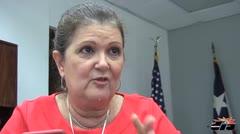 Ana Rius festeja las relaciones entre EE.UU. y Cuba