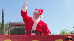 Santa Claus en San Sebastián