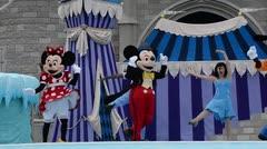 Fantas�a de Disney seduce al boricua