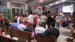 Celebran los 119 a�os de la b�ndera puertorrique�a