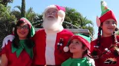 Un mensaje especial de Santa Clós