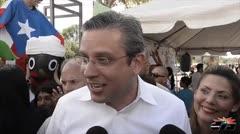 Gobernador en d�a de Reyes en Salinas