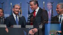 Firman acuerdos entre Rep�blica Dominicana y Puerto Rico