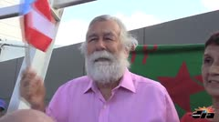 Gonz�lez Claudio llega a Puerto Rico