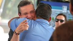 Garc�a Padilla defiende el cambio del Cesco de Carolina