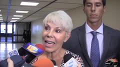 Intenso careo entre López Mulero y la jueza