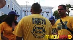 Utier ProSol se reune con el gobernador